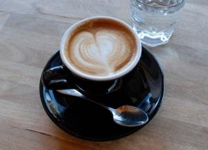 cappuccino at Variety